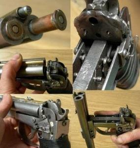 unusual guns 01 Foto foto PistolUnik di Dunia