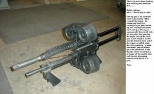 unusual guns 02 Foto foto PistolUnik di Dunia