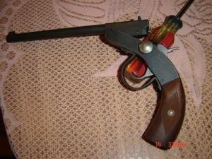 unusual guns 05 Foto foto PistolUnik di Dunia