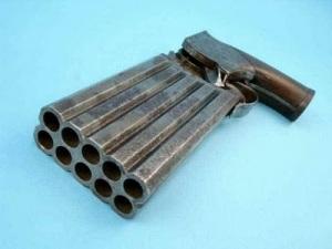 unusual guns 13 Foto foto PistolUnik di Dunia