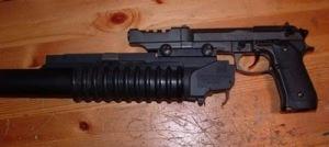 unusual guns 17 Foto foto PistolUnik di Dunia
