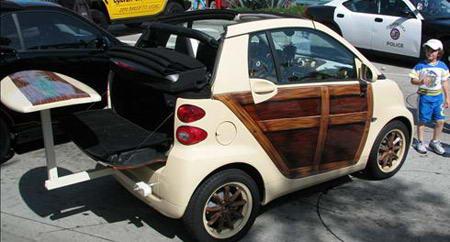 15 Desain Mobil Mini (Smart Car) Yang Keren