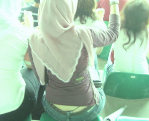 HOT PANTS ( Trend Celana Pendek Ketat Cewek ABG Sekarang ...