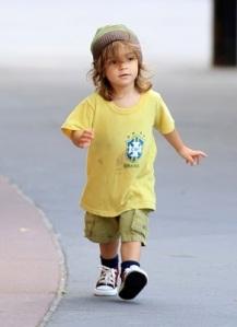 anak hollywood stylish