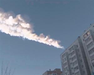 Hujan Meteor Di Rusia Yang Sangat Menakjubkan